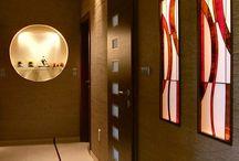 Előtér- saját tervezés - entry - own design / lakberendezés, belsőépítészet, interior design