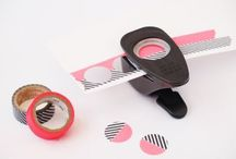 Paper Crafts / DIY, paper, creativity, washi tape, card stock