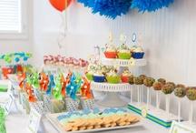 Party ideas / by Kandice Freno