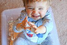 Små børn / Aktiviteter og ideer