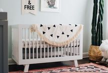 Southwest baby nursery