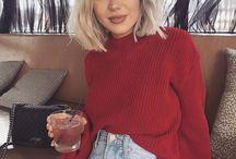 Fashion (Red) / (Girl)