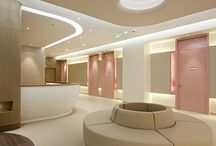clinic reception / Wetherby