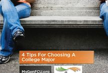 College 101 / Tips for finding success in college.