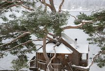 The Lodge on Loch Goil - Winter / Breathtaking views and stunning scenery when The Lodge on Loch Goil is under a blanket of snow