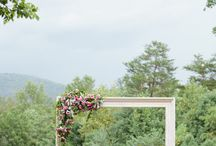 Outdoor Weddings  / by Cindy White