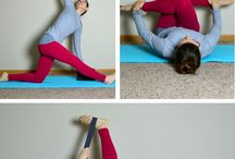 runners stretches & exercises