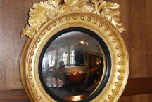 Antique Mirrors / Beautiful mirrors to reflect on
