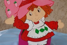 Strawberry /Strawberry shortcake Party / by Pam de W
