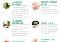 Young Living Beauty Recipes