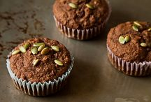 {Recipes} Muffins / Muffin Recipes  I love cleaning up muffin recipes to make them as healthy as possible for my family