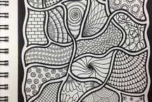 pencil art / basic skills,  sketching, perspective
