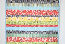 Quilts and Sewing / Pretty quilts and projects I want to try but probably never will / by Jeannette Lucas