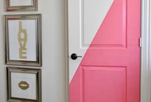 DOOR PAINTING COLORS