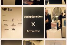 THE WORLD OF ARTCOUSTIC / ARTCOUSTIC @ London Design Festival 2015  Artcoustic provided sound to the Tom Dixon Multiplex and The DesignJunction