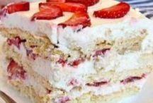 gateau fraises frigo