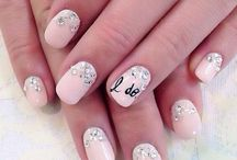 wedding nails / by Lyla Mueller