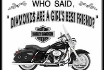 Motorcykeltjej
