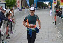 Keszthelyi Maraton 2015 / Keszthelyen sikerült 3:20 alá szorítani az eredményt.