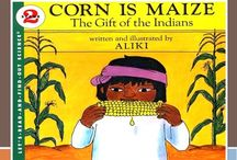 "Corn is Maize by Aliki Vocabulary / Activities for ""Corn is Maize"" written by Aliki / by Amy Hawkins"