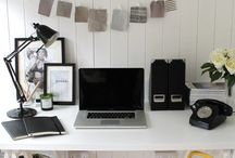 White Desk by Elle