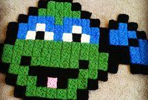 Crochet ~ TMNT / by Cindy Valdez Salgado