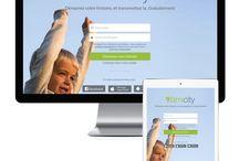 Famicity / Découvrez les derniers visuels du site www.famicity.com