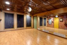 Future dance studio / by Ursula Gibbs