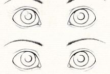 drawing eye
