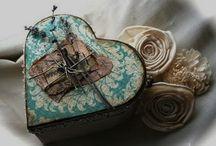 • Paper Crafts & Altered stuff
