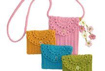 sac sacoche crochet