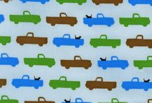 For Little Guys / Use cute fabrics to create whimsical boy decor and other items.