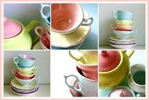 Teacups   Teapots