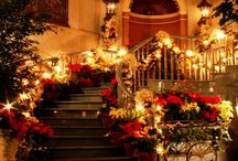 Christmas Decorations Ideas  / by Courtney Baker