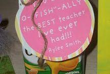 Teacher Appreciation / by Kellie King