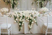 ślub stół