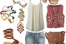 Summer fashion / by Cindi Wade