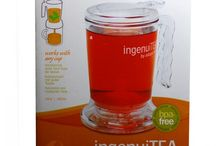 Kitchenware the cool gadget / from latest Teaware the #ingenuiTEA teapot to daily kitchen needs etc..