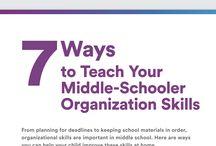 Students and Organizational Habits