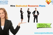 Dedicated Resource Plans / Hire Half & Full Dedicated SEO Resource Plan  with Expert Web Technology. http://www.expertwebtechnology.com/dedicated-resource-plans.html