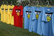 Angry Birds Party / by Kristine Remer