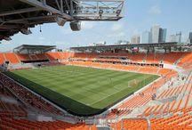 Stadiums / by Major League Soccer