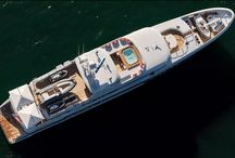 Super Yachts / Collection of the greatest yachts and superyachts