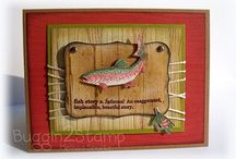CARDS - Masculine / by Barbara Farrell