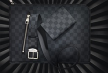 Louis Vuitton Men's Accessories / Louis Vuitton Men's Accessories add elegance and sophistication to your business or casual look, from signature wallets, sunglasses, textiles, belts and more. / by Louis Vuitton Official