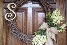Spring/Summer Wreaths