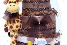 DIAPPER CAKES