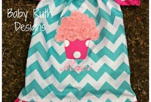 Future Baby Girl!  / Someday I will have a daughter and this stuff I think she'll love!  / by Stephenie Crocker