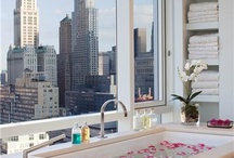 Lovely Bathrooms  / by Courtenay Betz