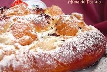 MONAS DE PASCUA / by Lolitoba recetasparamishijos blog